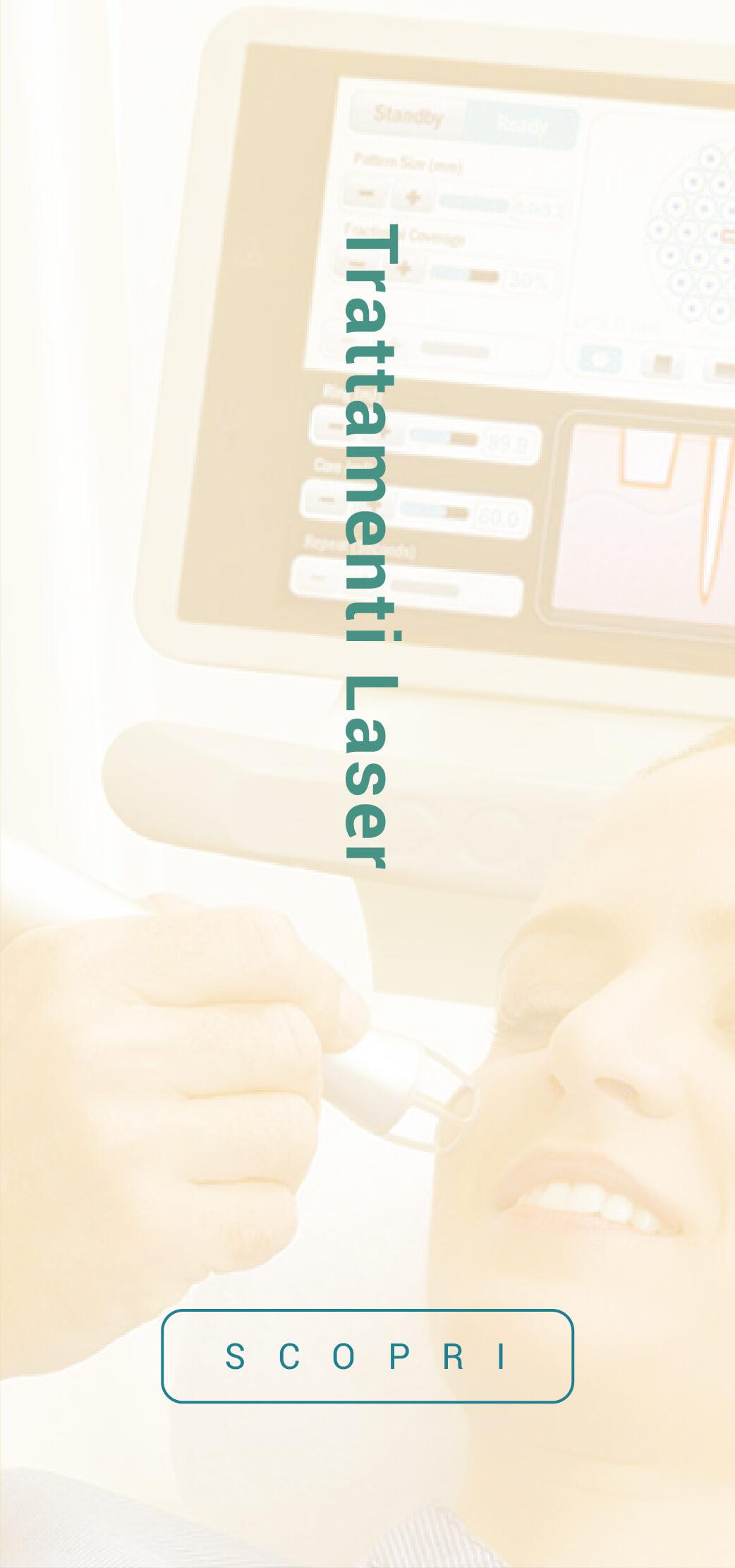 Trattamenti Laser